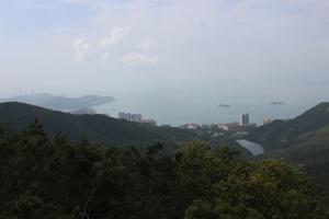 Vistas desde montaña